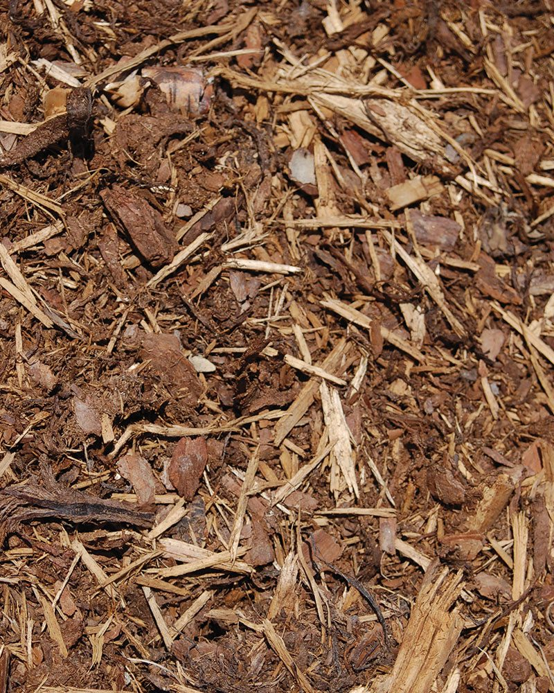Double Shredded Pine Bark Mulch