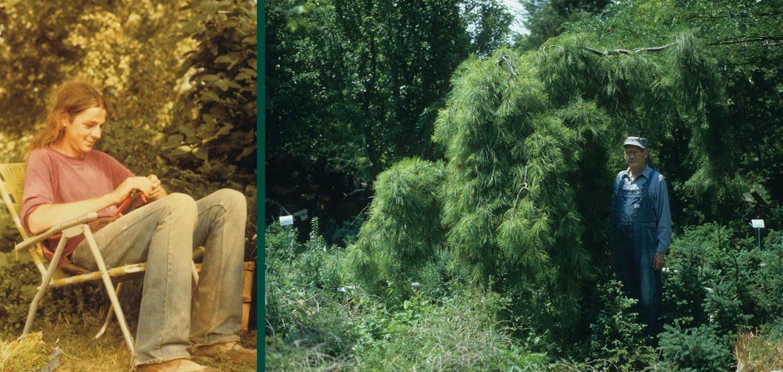 trautman plants mike yanny herbert trautman