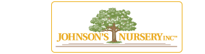 johnson's nursery plants near me midwest wisconsin locally grown trees native plants logo